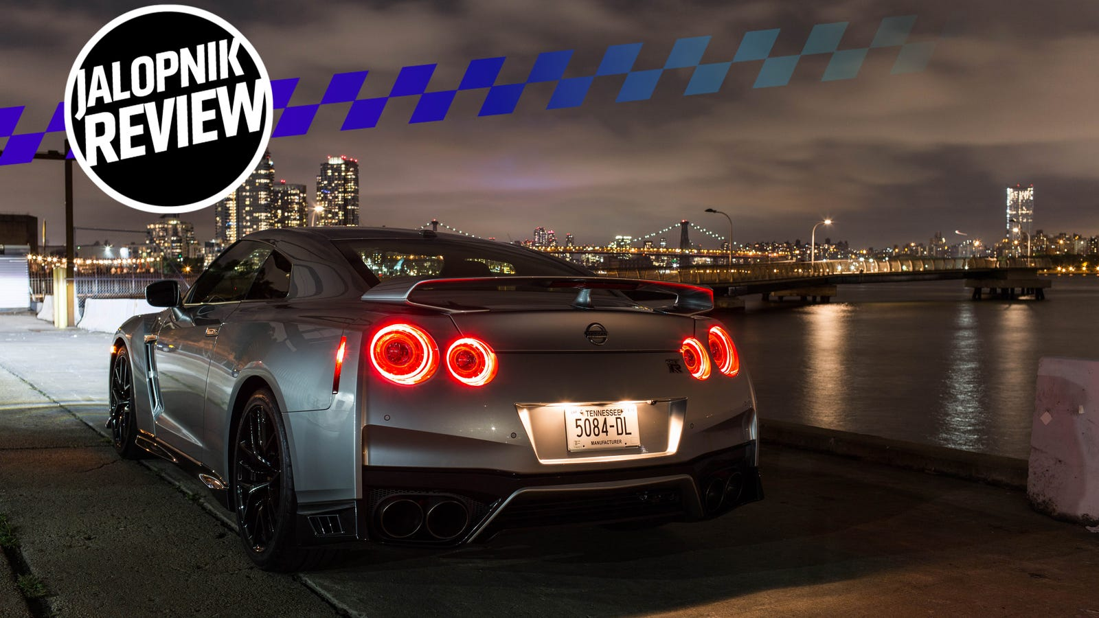 The 2018 Nissan GT-R Is More Godzilla Than Ever: Ancient