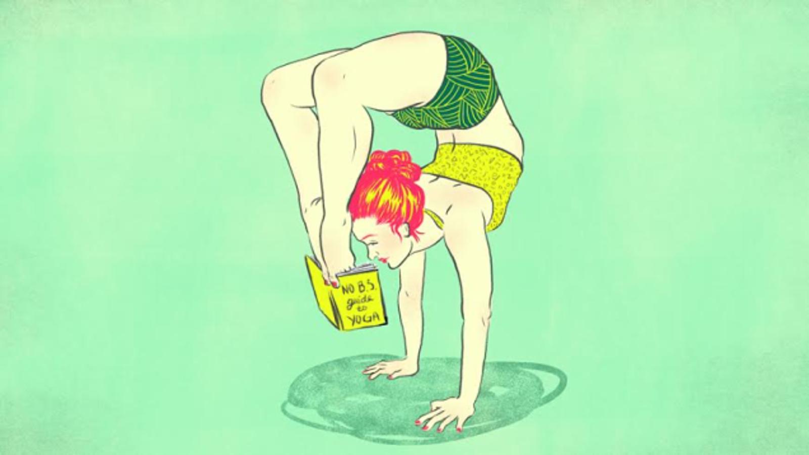 ¿Es el yoga realmente bueno para ponerte en forma  83e3fb33ad7b