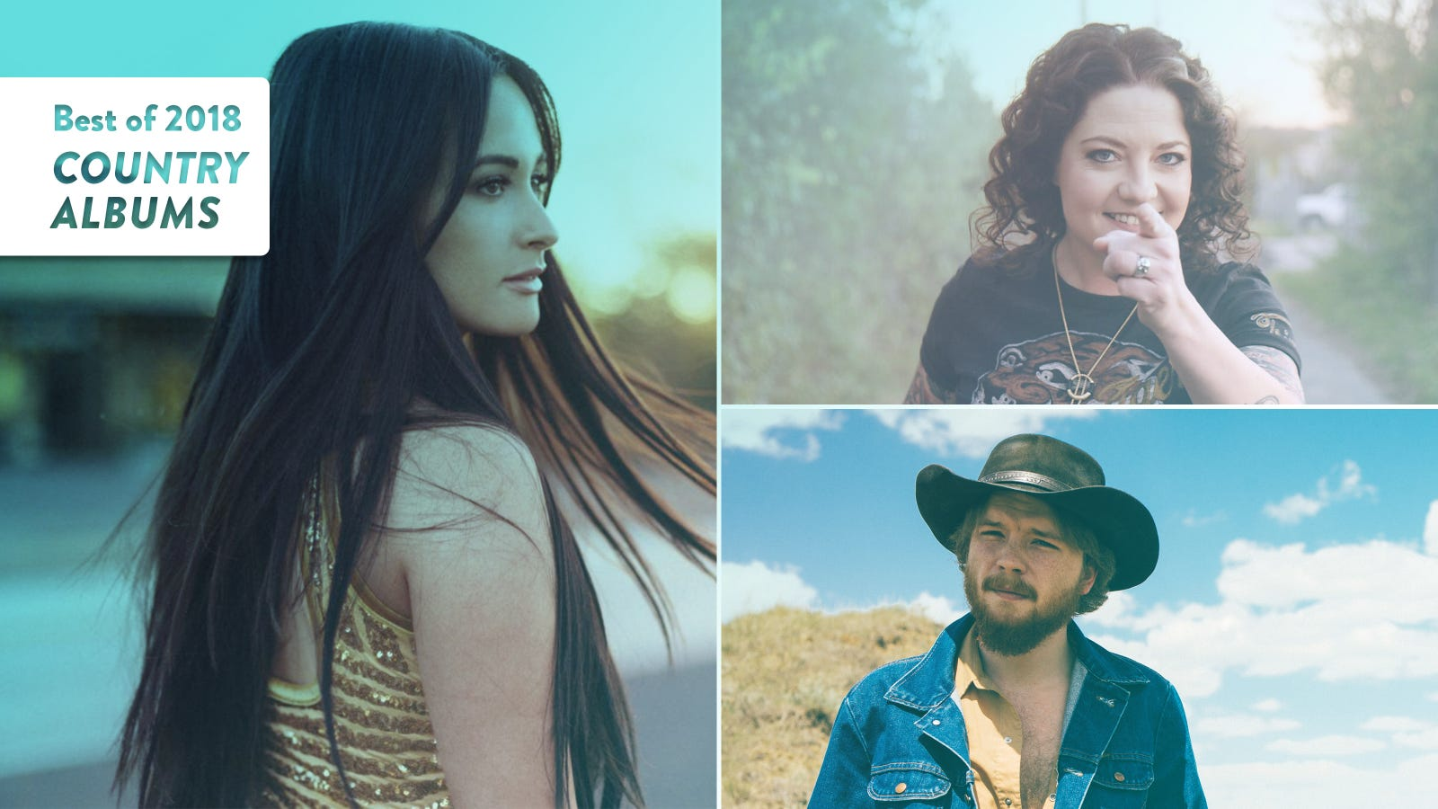 The best country albums of 2018