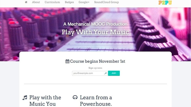 Illustration for article titled This Free Course in Music Engineering Teaches You with Music You Love