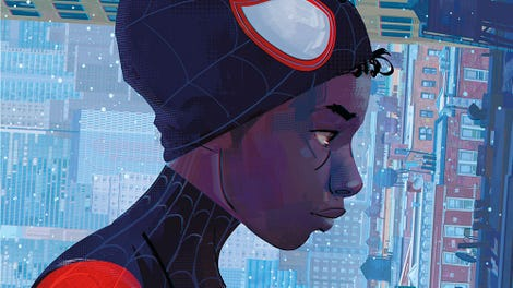 Everything Into the Spider-Verse'