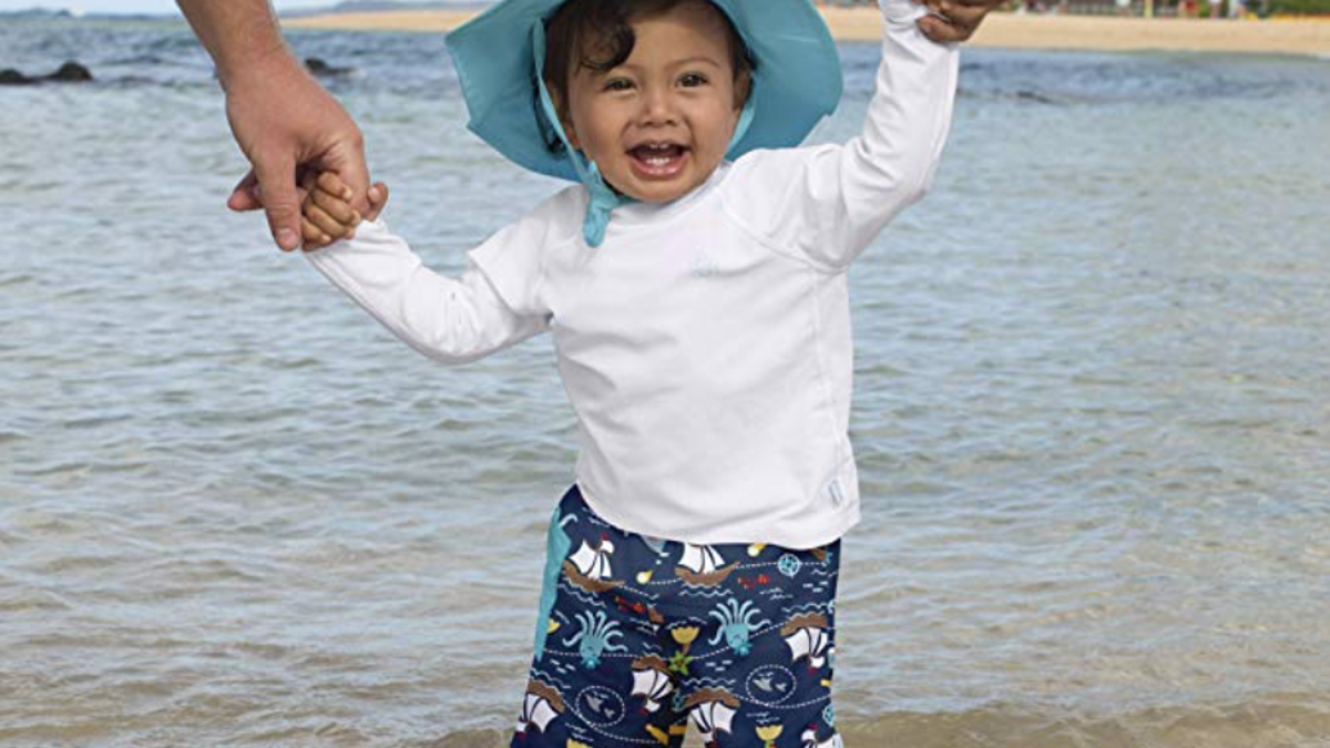 020ab7db19cc4 The Best Reusable Swim Diapers For Babies and Toddlers