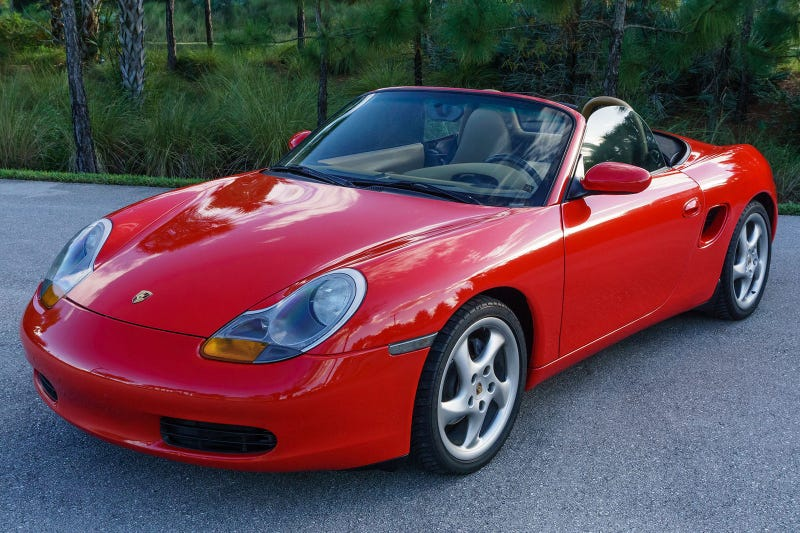 Illustration for article titled You Can Drive This Sweet Porsche for the Price of a Miata