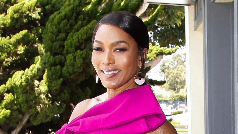 Angela Bassett attends the 1st annual AAFCA TV on August 11, 2019 in Marina del Rey, California.