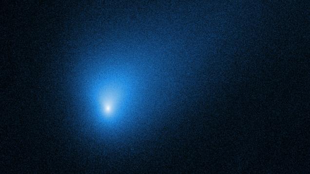 Interstellar Comet Borisov Was Leaking Metal When It Zipped Past Us in 2020