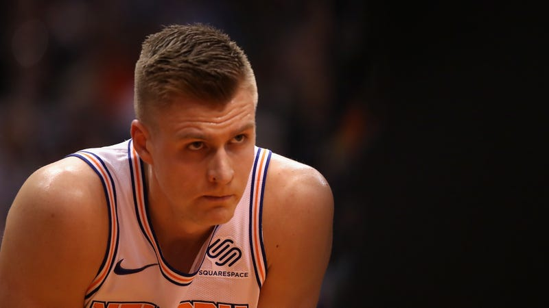 Illustration for article titled Kristaps Porzingis's Attorney Says Agreement To Pay Rape Accuser $68,000 Was Forged