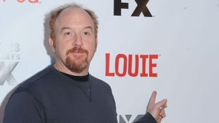 Illustration for article titled Louis C.K.: 'The Next Steve Jobs Will Totally Be A Chick'