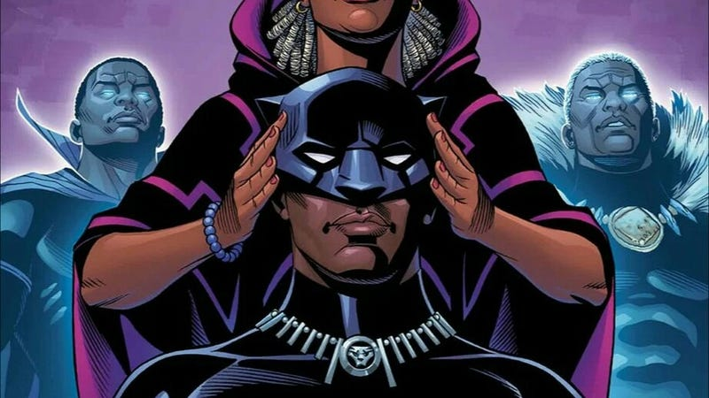 f4527e999 A Brief History of Black Panther s Wakanda Under T Challa s Reign