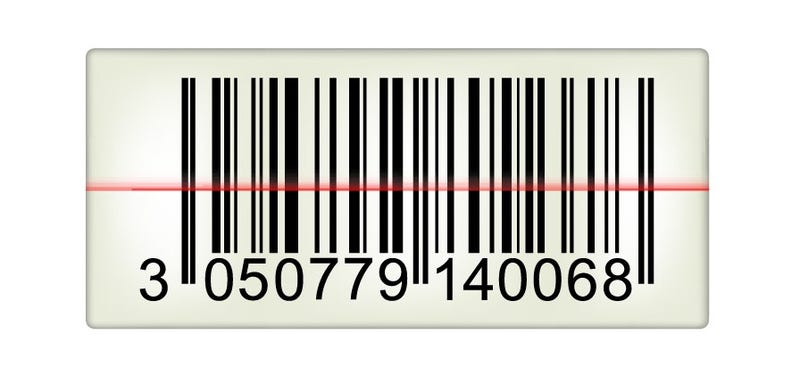 Illustration for article titled The Untold History of Where Barcodes Come From