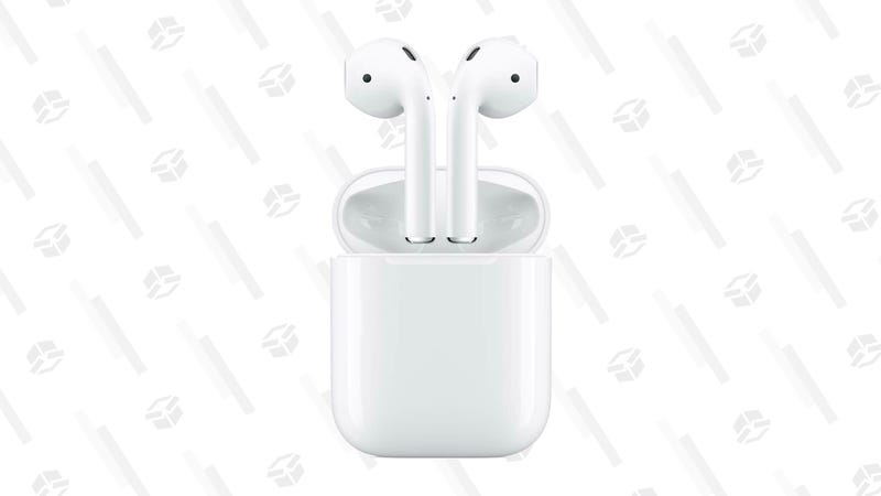 Refurbished Apple AirPods 2nd Gen w/ Charging Case | $115 | eBay | Discount shown at checkout