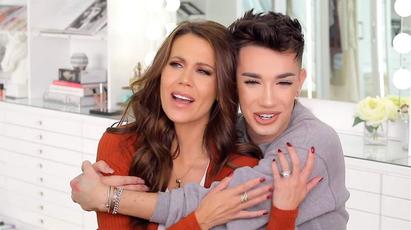 Illustration for article titled James Charles and Tati Westbrook Are Rewriting Reality TV For YouTube