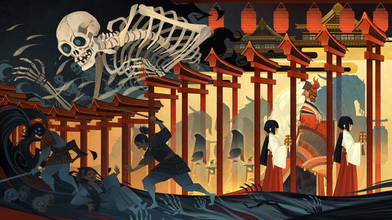 Illustration for article titled Beware The Lord Of Bones