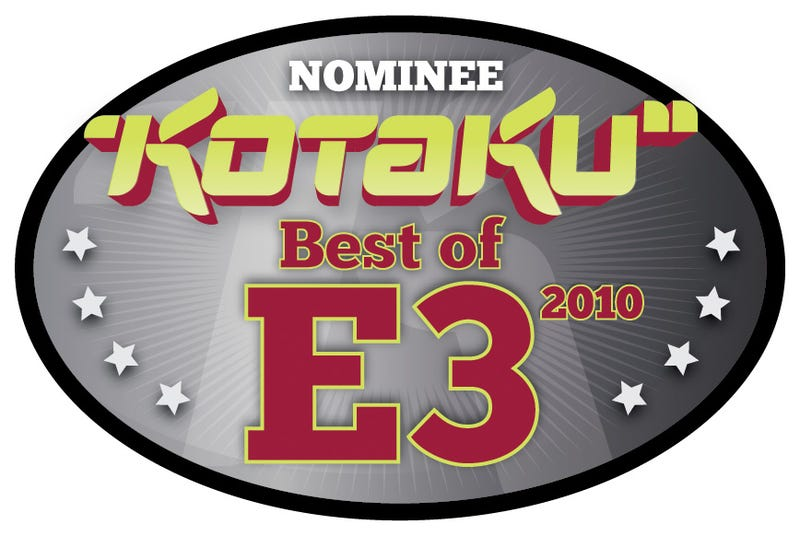 Illustration for article titled These Are Kotaku's Favorites For Best of E3