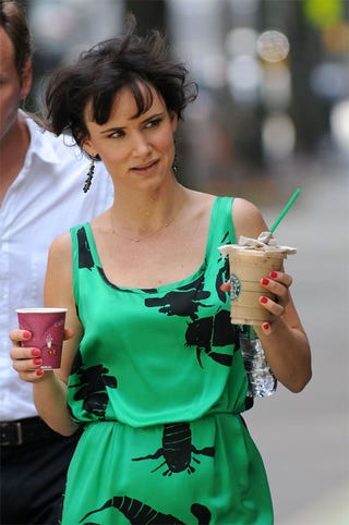 Illustration for article titled Juliette Lewis: It's So Easy Being Green