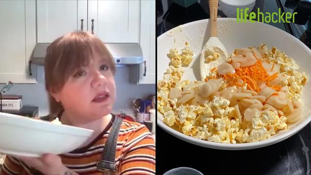 Does Popcorn Salad Deserve Our Respect After All?
