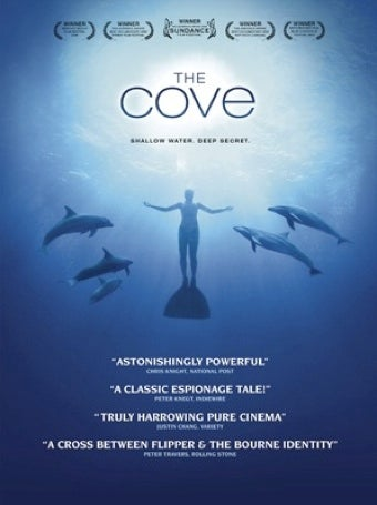 Illustration for article titled The Cove Will Be Shown Online In Japan