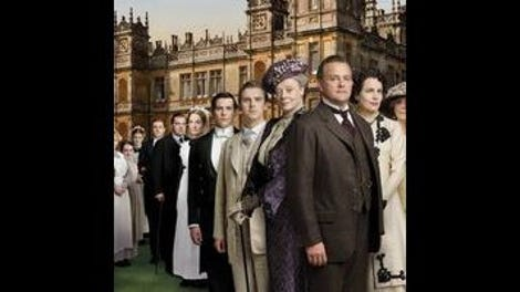 "Downton Abbey: ""Series Two, Episode Three"""