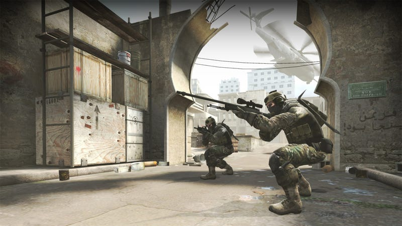Illustration for article titled Valve Issues Cease And Desist Letter To 23 Counter-Strike Gambling Sites
