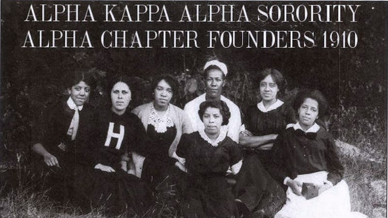 Illustration for article titled Alpha Kappa Alpha Revises Position on Members Protesting in Letters