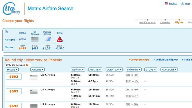 what is the cheapest airline tickets