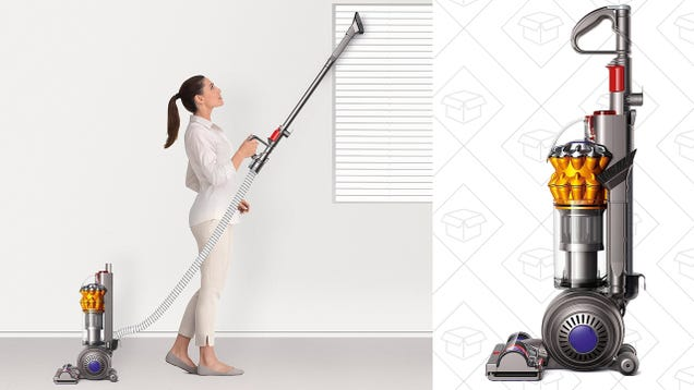 Suck Up the Savings on this Dyson Small Ball Vacuum at Home Depot