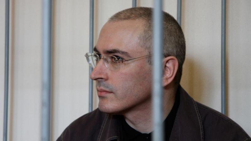 Illustration for article titled Khodorkovsky