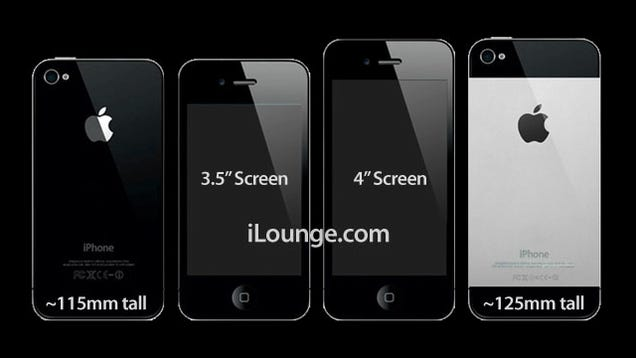 what does an iphone 4 look like ilounge says this is what the next iphone looks like 20534