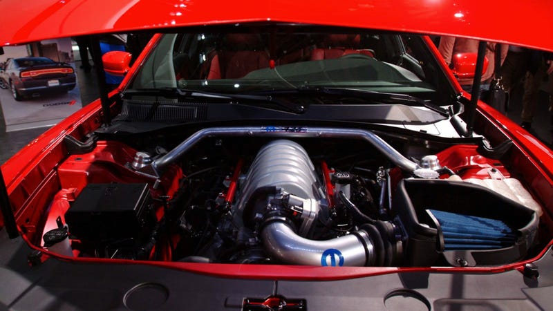Illustration for article titled 2012 Dodge Charger Redline: Detroit Auto Show Photos, Info