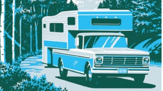Illustration for article titled What is this truck, do you think?