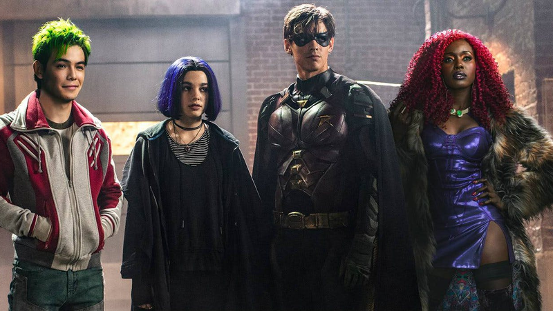 An image from Titans.