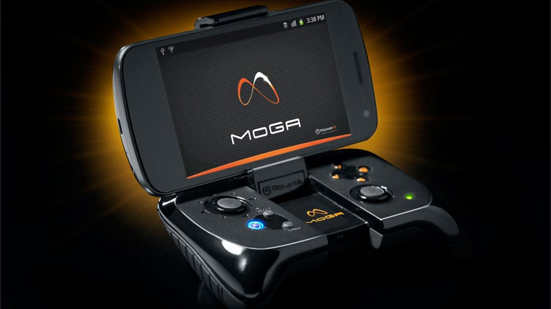 Illustration for article titled This Elegant Controller Solution Could Change the Way Mobile Games are Made and Played
