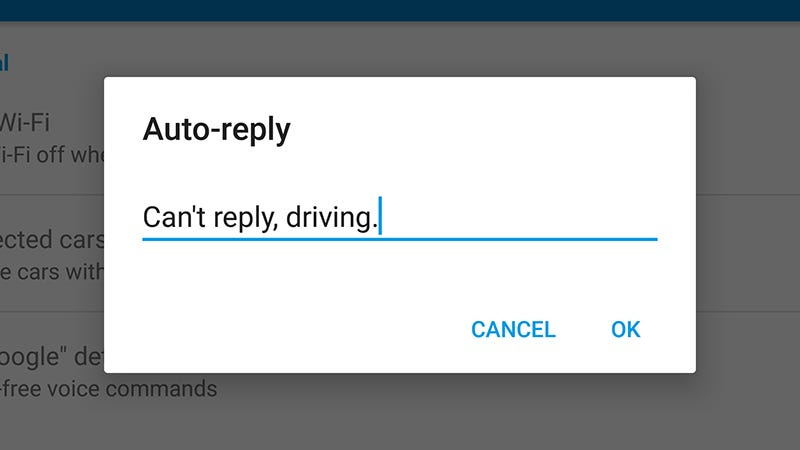 How to Set Up Auto-Respond Texts When You're Driving | Gizmodo UK