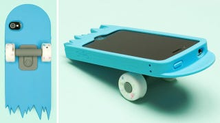 Illustration for article titled Ridiculous Skateboard iPhone Case Should Also Be Outlawed