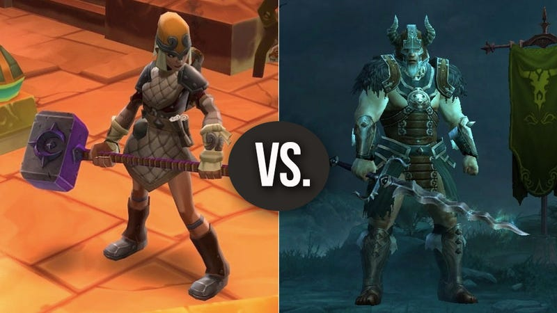 Illustration for article titled Torchlight II Vs. Diablo III: The Comparison We Had To Make