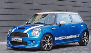 Illustration for article titled AC Schnitzer R56 Mini Cooper
