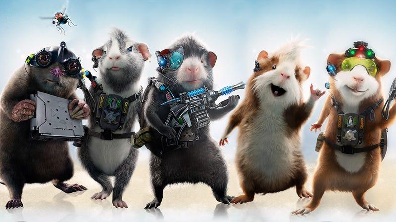 Illustration for article titled Rusia lanza una cápsula espacial con una tripulación de roedores