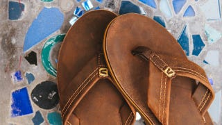 Illustration for article titled Get 25% Off Vere Sandals: American Made With Recyclable Soles (From $24)