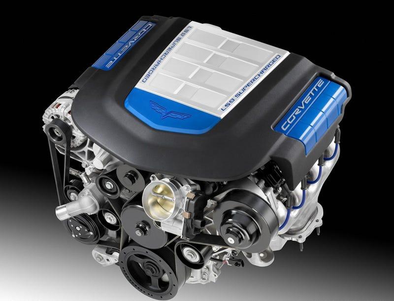 Illustration for article titled What Car Deserves An LS9 V8?