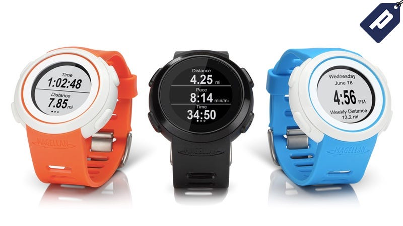 Illustration for article titled Save 60% On The Magellan Echo Smart Fitness Watch
