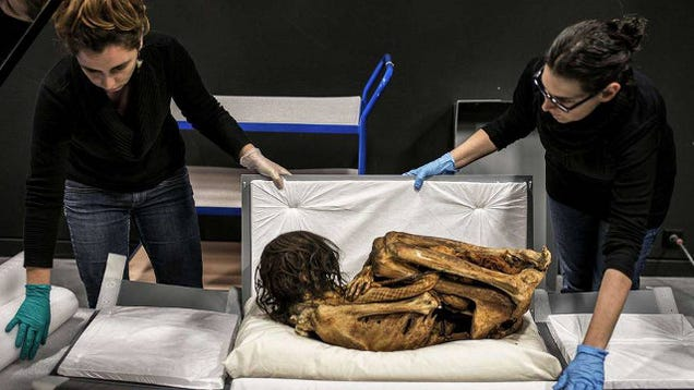 This Incredible Peruvian Mummy Is About To Go On Public Display