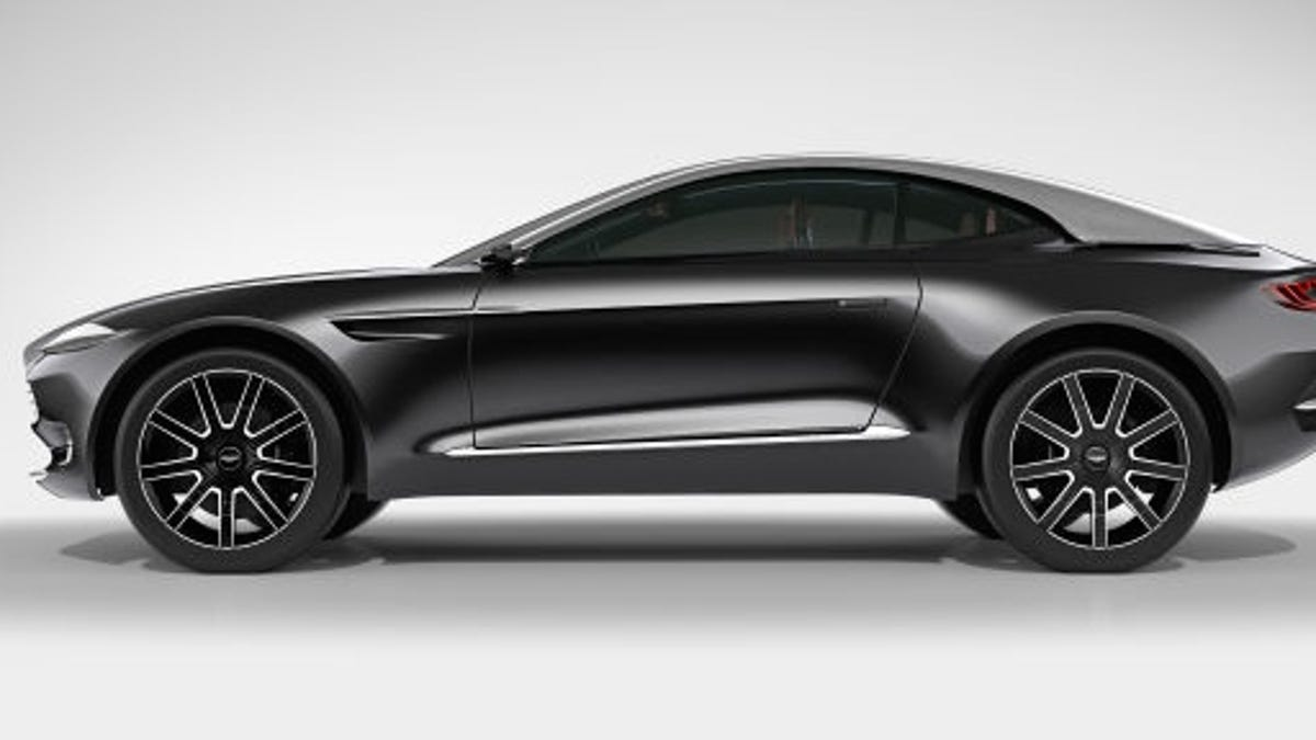 the aston martin dbx is an suv, is a gt, is an suv, is a gt