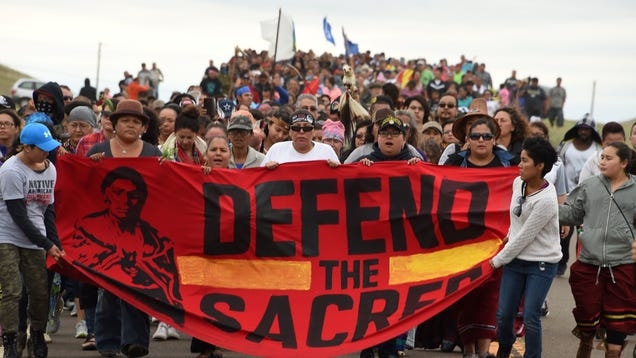 Indigenous Protests Are Blazing a New Trail for How to Beat Big Oil