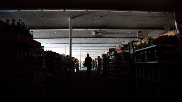 California Power Outage Wreaks Havoc at Research Labs