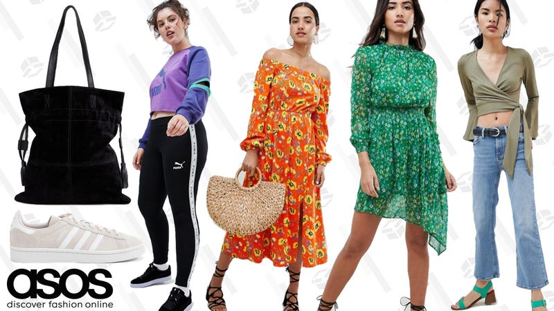 Up to 50% off select styles | ASOS