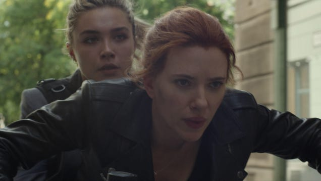 Marvel s Black Widow Is the Latest to Be Delayed by Coronavirus