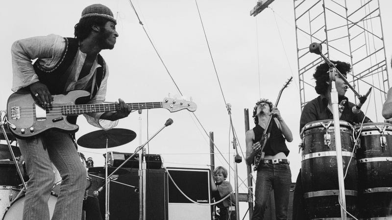How to Listen to Every Minute of the Original Woodstock Festival
