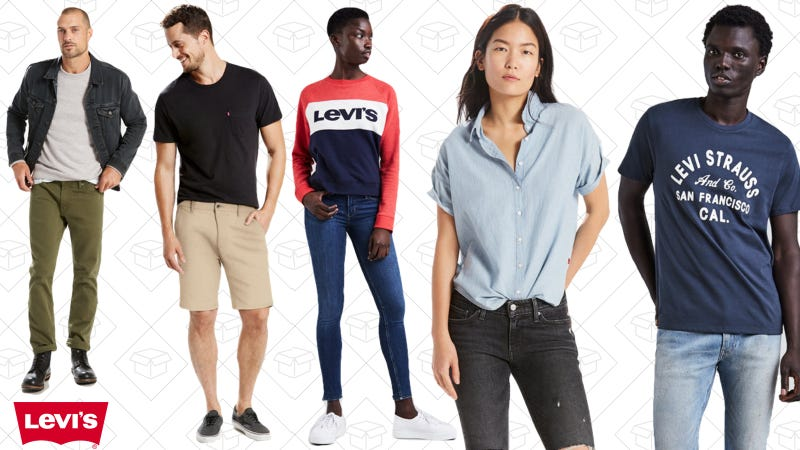 30% off sitewide   Levi's   Use code MAY30
