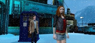 """Illustration for article titled More Doctor Who """"Adventure Games"""" coming in 2011"""