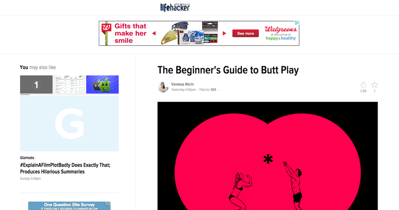 Illustration for article titled Today in Ad Adjacency