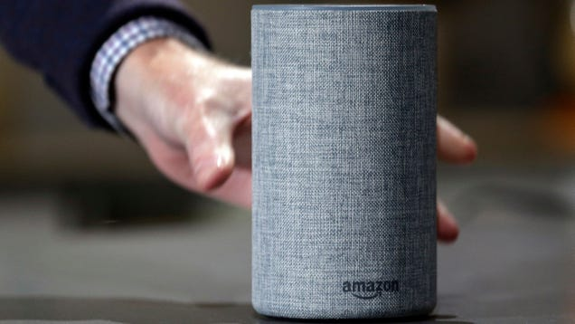 Amazon s Human Helpers Are Quietly Listening in on Some Alexa Recordings